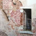 Bricks and windows