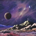 Der Maler und sein Universum