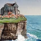 Das Haus auf der Klippe