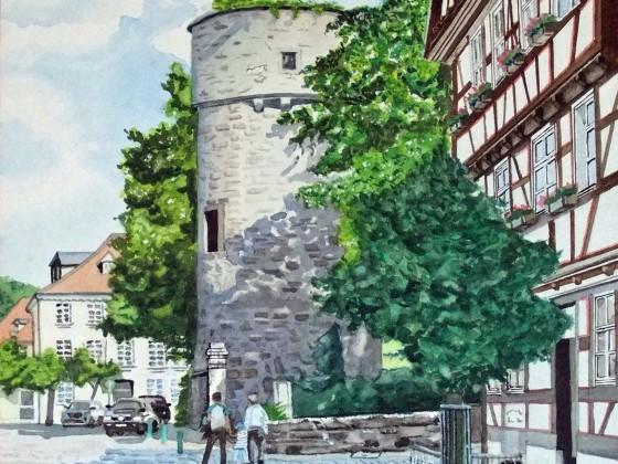 Hexenturm zu Fulda