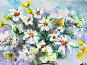 Wiesenblumengruß