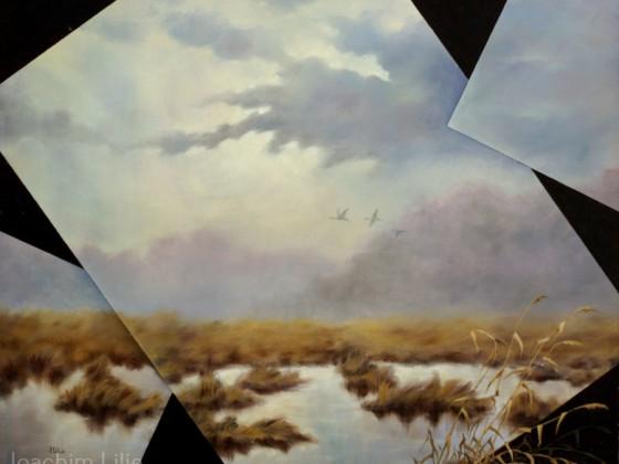 Landschaft-Experiment