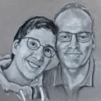 Paarportrait Verena und Thomas