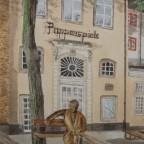 Eisenmarkt in der Altstadt